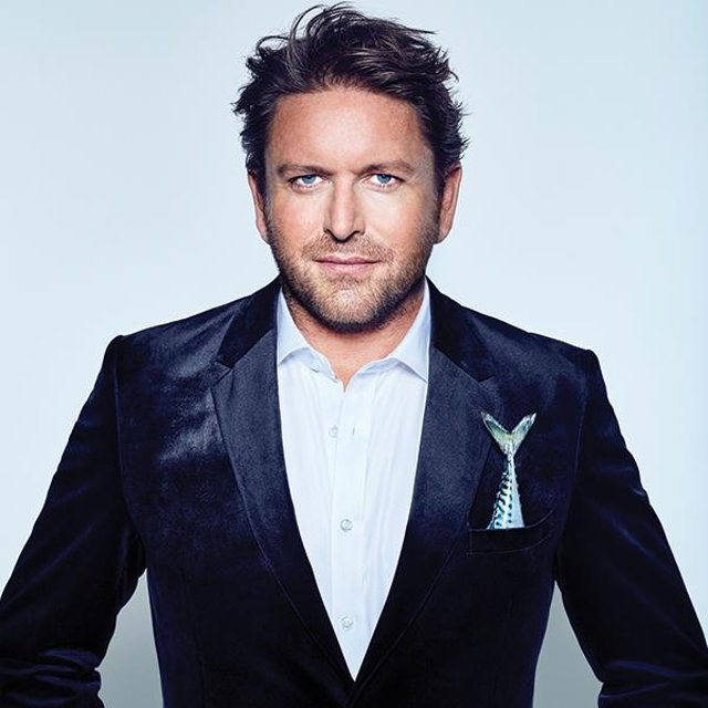 James Martin will be giving live demonstrations in his shows in Sheffield and Nottingham in 2022.