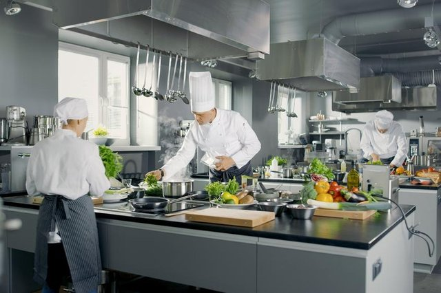 All commercial food businesses are given food hygiene ratings.