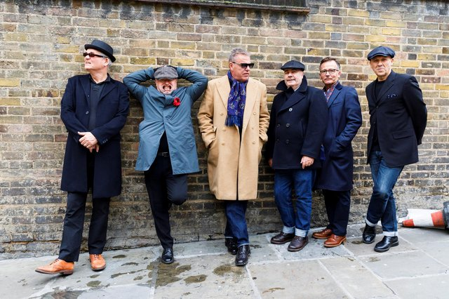 Madness will play at Sheffield Arena in December. Photo by Martin Parr.