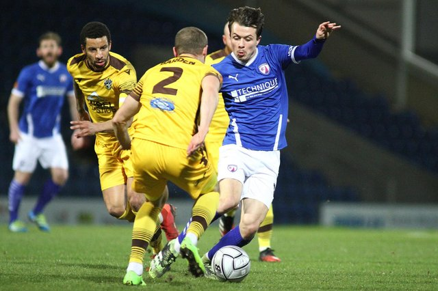 Jack Clarke, who had a loan spell at Town last season, is set to rejoin the club.
