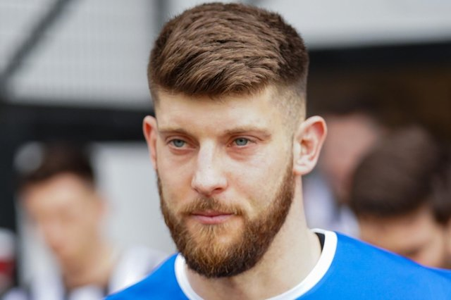 Will Evans is one of the players released by Chesterfield.