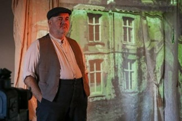Neil Gore in The Ragged Trousered Philanthropist which will be presented at the Florence Nightingale Hall, Holloway, on October 15, 2021.