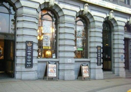 The Banker's Draft in Sheffield.