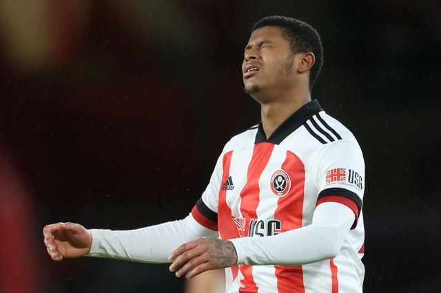 Sheffield United have failed to win any of their opening 15 Premier Leauge matches. (Photo by Simon Stacpoole/Offside/Offside via Getty Images)