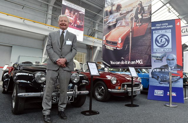 Richard Usher, founder and managing director of Great British Car Journey.