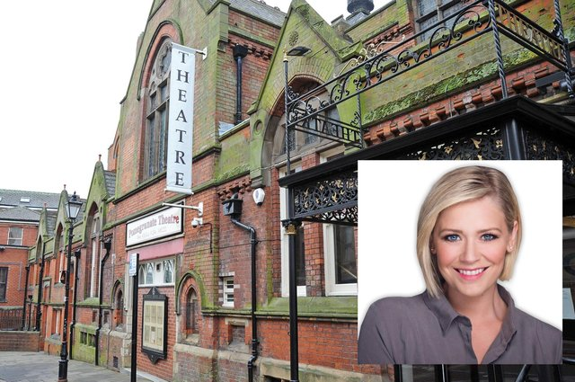 Chart-topping Hear'Say pop singer Suzanne Shaw will lead an all-star cast as panto returns to Chesterfield this Christmas.