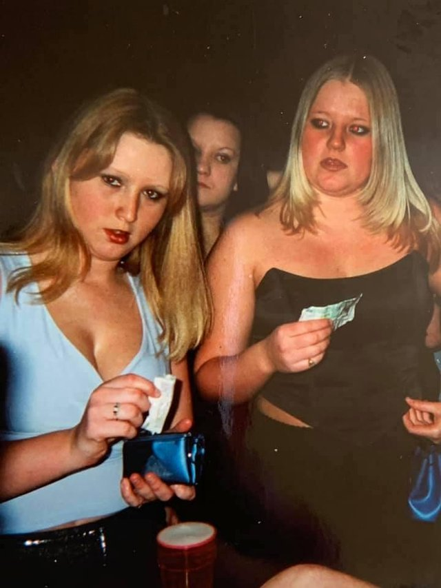 Partying in Chesterfield in the 1990s