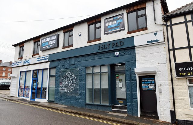 Chesterfield Escape Rooms opened for the first time on May 17 in line with the single biggest easing of Covid-19 restrictions.