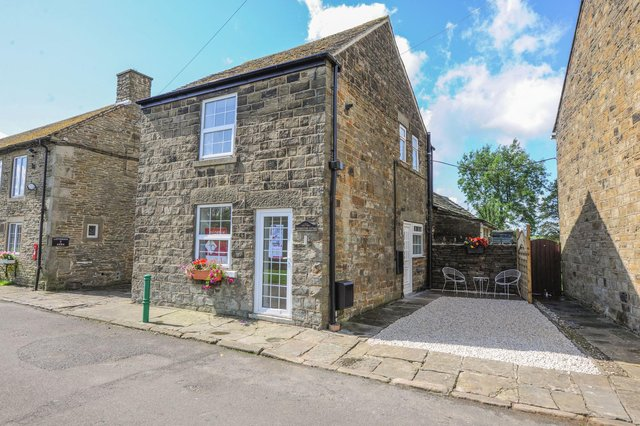 """Grindlestone Cottage in Pratthall is described as a """"stunning two-bedroom, traditional, stone-built cottage""""."""