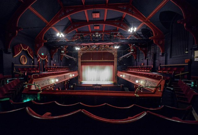 Four plays will run during the first month of 2021 at Chesterfield's Pomegranate Theatre.