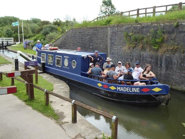 Madeline will resume cruises from Hollingwood Hub on July 24, 2021.