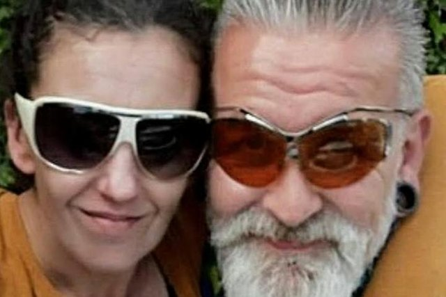 Louise Ambrose says her partner Chris Cross was a 'wonderful person'.