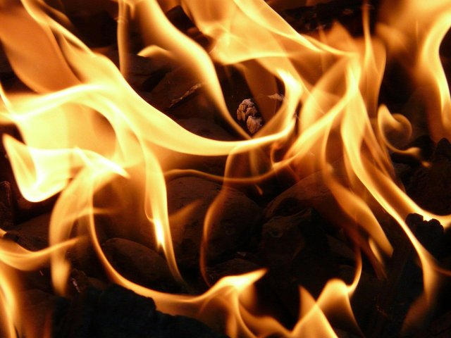 Police are concerned at the number of fires being lit deliberately in Clay Cross.