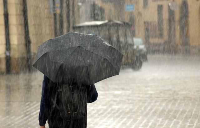 Chesterfield is set for more than 24 hours of rain over the weekend