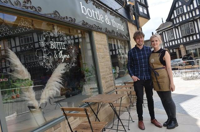 Owners Hannah and Gavin Grainger set up the restaurant in 2016.