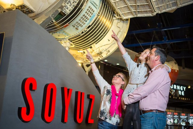 The National Space Centre is a great day out for young and old.