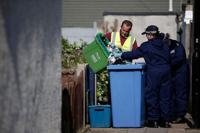 Five people have been arrested after illegal waste was buried in Denby and Codnor in Derbyshire, along with other sites in Warwickshire and Buckinghamshire. Photo by Matthew Lloyd/Getty Images.