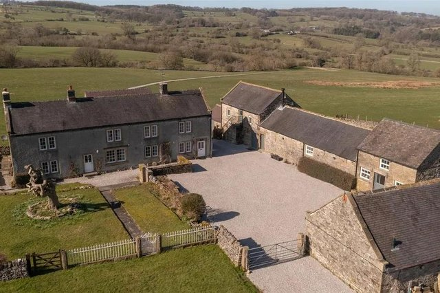 Lowfield Farm is an established holiday let business and family home.