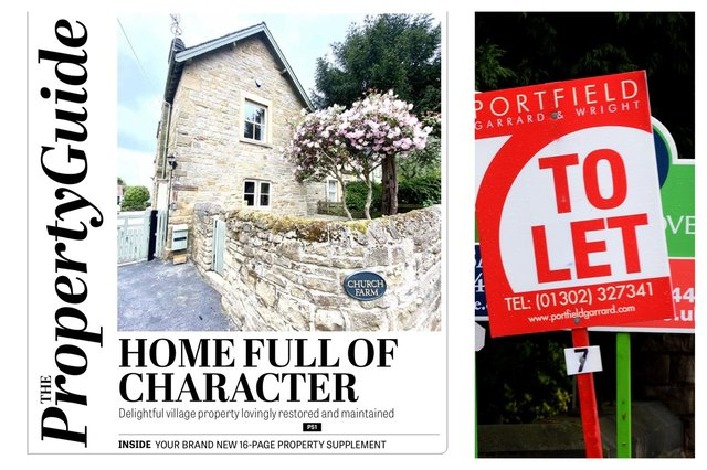 The DT has launched a new 16-page property guide in this week's edition