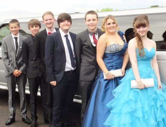 Springwell School Prom