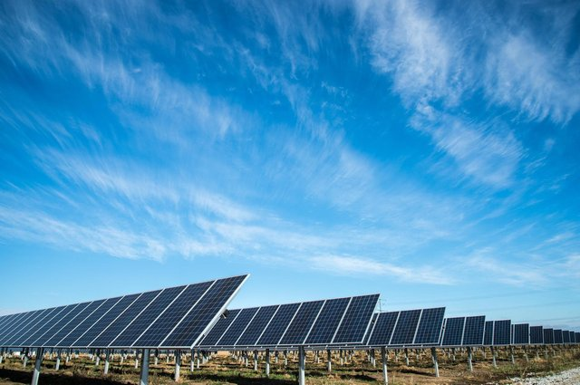 The solar farm would operate for 40 years.