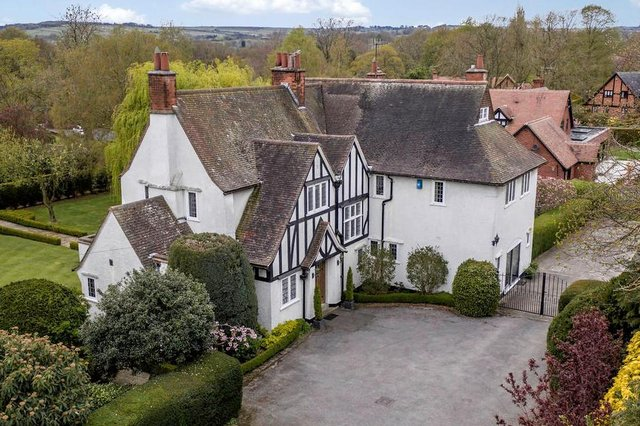 """The home is described as a """"six-bedroom Edwardian property""""."""