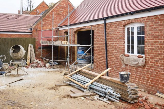 Home extensions are among a number of new planning applications.