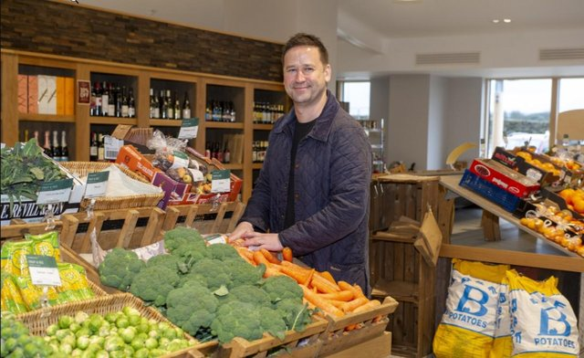 Ten great farm shops you can visit in Derbyshire and Nottinghamshire.