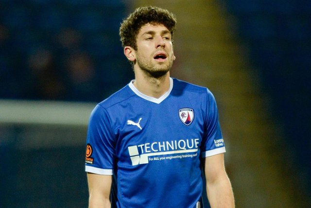 George Carline scored the winner for Chesterfield at Bromley - his first goal for the Spireites.