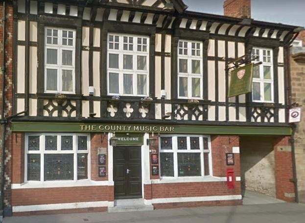 The County Music Bar says it is 'hanging by a financial thread'.
