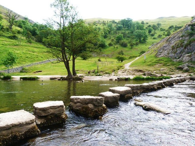 Dovedale has been credited as one of the Seven Natural Wonders of the UK. Photo by Stevie P.