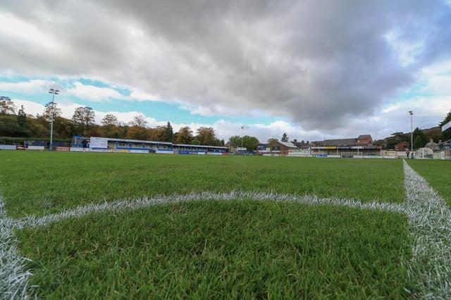 Matlock Town FC.