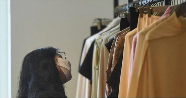 Small businesses hope that wearing face coverings will draw more people back to shopping.