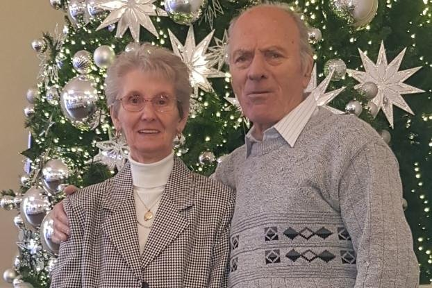 Sam and Janet Henson are celebrating their diamond wedding anniversary.