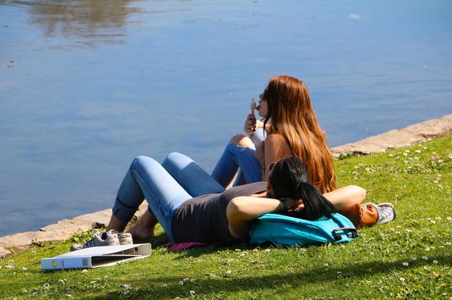 Chesterfield residents may have to dust off their sun cream this weekend as the Bank Holiday looks to bring some glorious sunshine