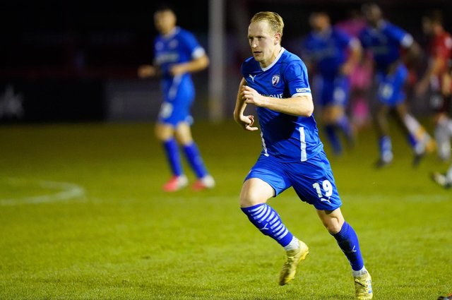 Scott Boden is one of the players out of contract in the summer.
