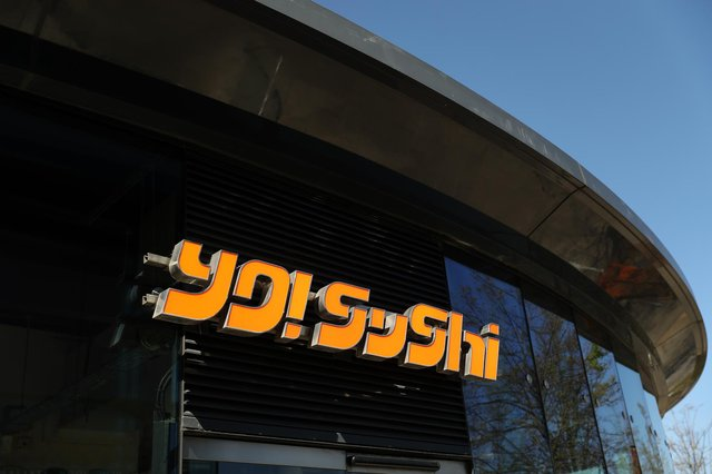 YO! Sushi's Meadowhall branch is reopening.