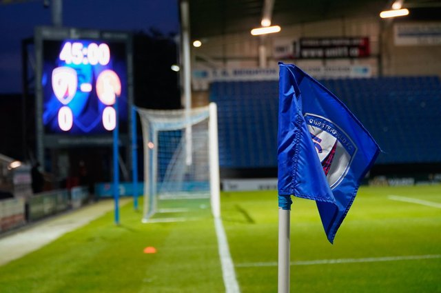 The Spireites have edged closer to the play-offs after Dover Athletic's results have been expunged.