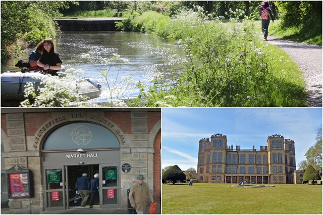 Relaxing trip or retail therapy? Chesterfield and surrounding area offers plenty of attractions to satisfy all ages and tastes.