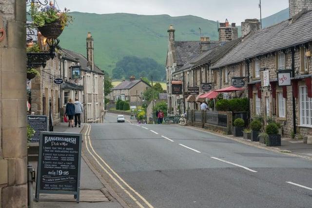 Derbyshire has plenty of spectacular properties for sale.