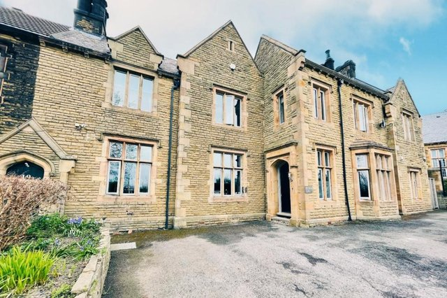 Campbell Cottages is a seven-bedroom, semi-detached house.