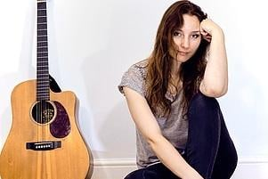 Claire L Shaw plays The Boat Inn, Cromford, on Friday, July 16, 2021.