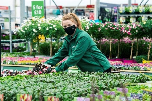Dobbie's garden centre is looking for entries for Helping Your Community Grow.