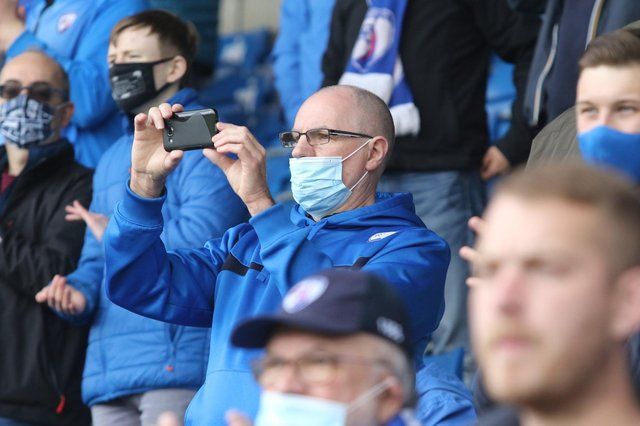 Chesterfield fans will be hoping they can return to the Technique Stadium for the upcoming season.