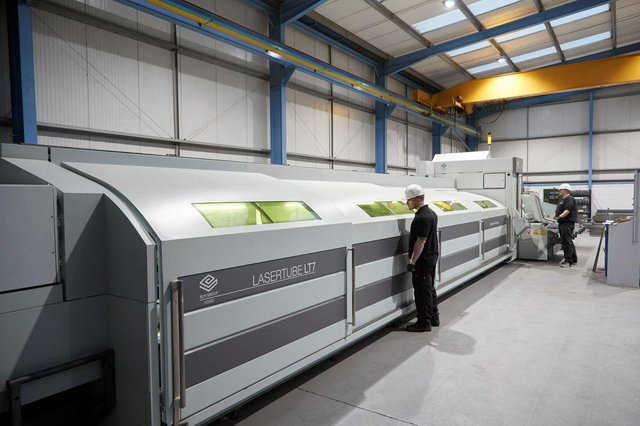 F C Laser Limited has received a £1.5 million loan from Maven Capital Partners which will be used to purchase new technology and expand its two sites near Ilkeston.