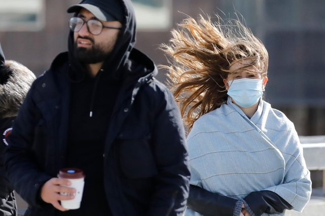 Strong winds are set to batter Chesterfield this Sunday. Photo by TOLGA AKMEN/AFP via Getty Images.