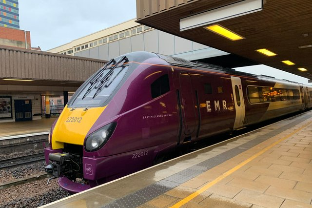 East Midlands Railway has announced Alfreton will no longer have direct services to London from the May 2021 timetable change.