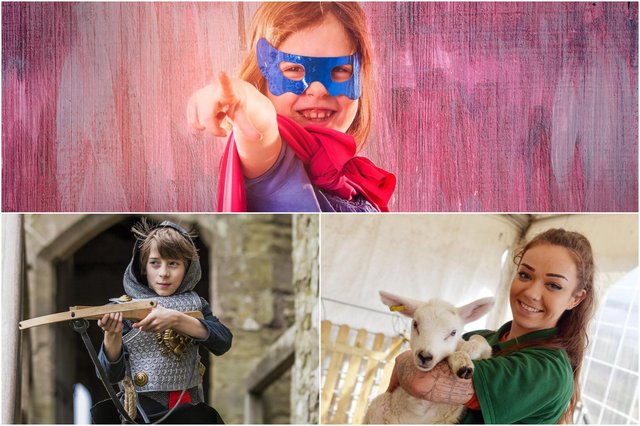 What attractions would your child like to visit over the half-term holiday? Main photo by Shutterstock
