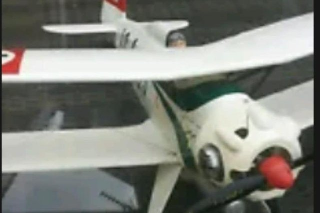 A model airplane was stolen from a shed on Derby Road in Chesterfield on Sunday, July 11.