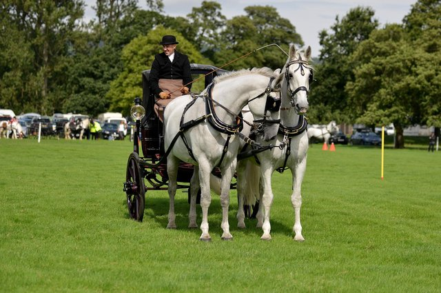 Chatsworth Country Fair in 2019.